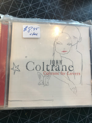 John Coltrane - Coltrane For Lovers - Used CD