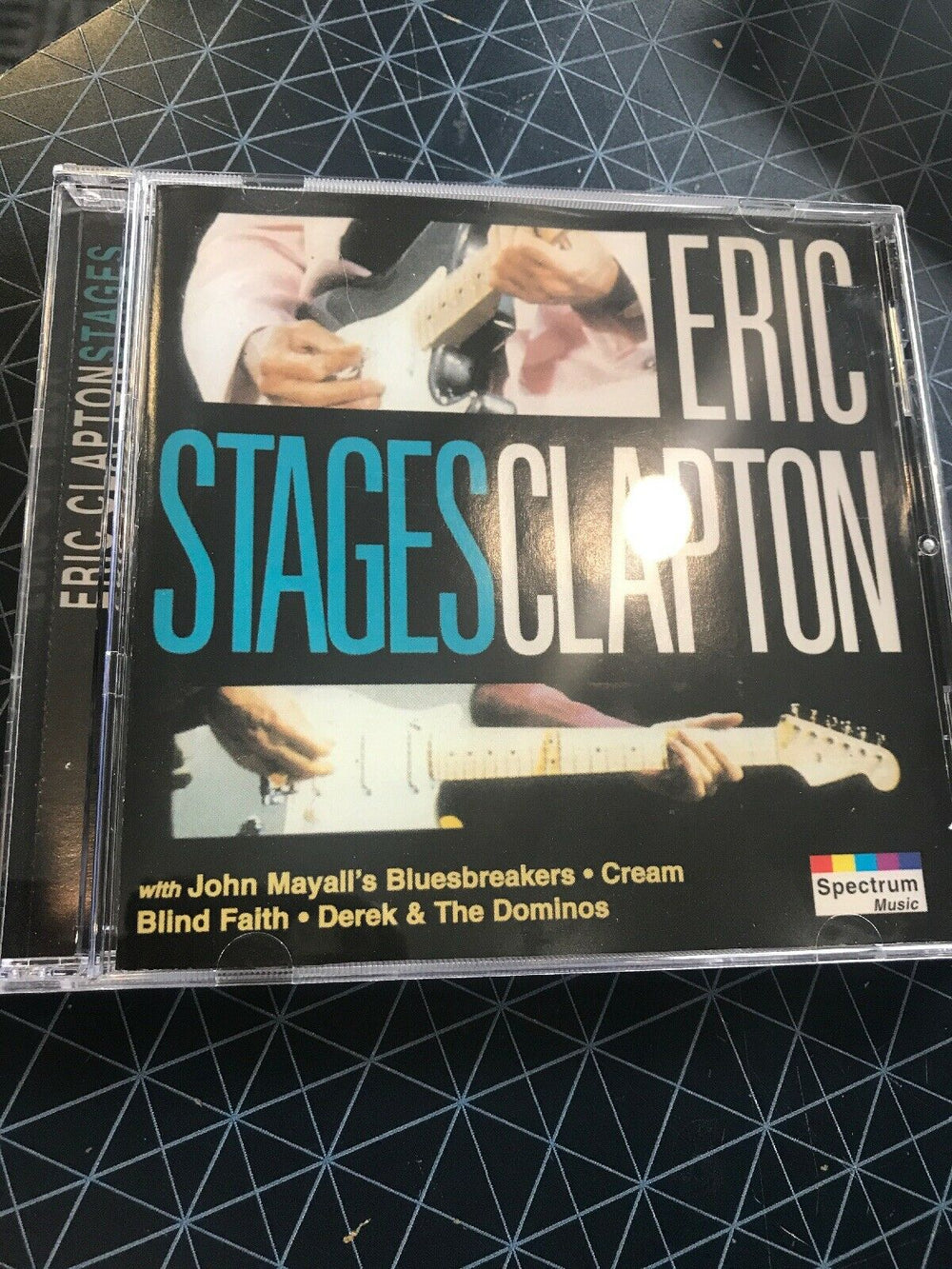 Eric Clapton - Stages - Used CD