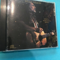 Willie Nelson - What A Wonderful World - Used CD