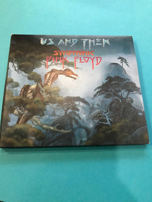 Us And Them - Symphonic Pink Floyd - Used CD