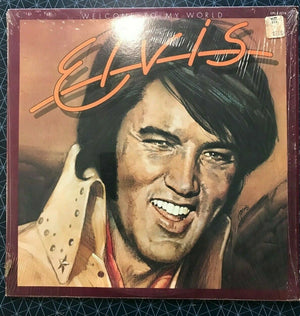 Elvis Presley - Welcome To My World - Canada NM Vinyl LP
