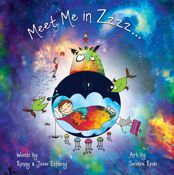meet me in zzzz personalized kids book boy magnetree books