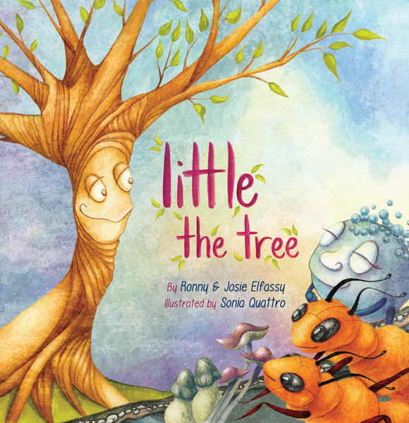 Little the Tree Personalized Book
