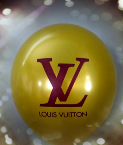 Custom Partyware Tagged Louis Vuitton Party Chic Posh Event
