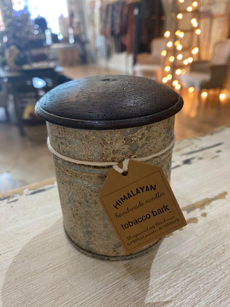 Spice Tin-Tobacco Bark