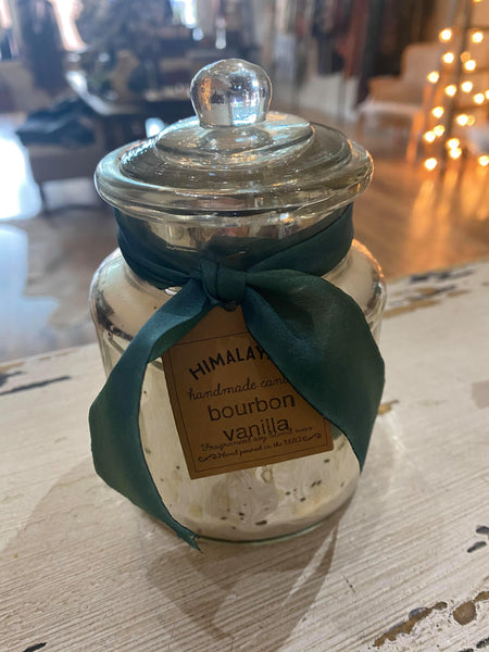 General Store Jar-Bourbon Vanilla