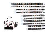 Accessory - 10pcs LED Strip Kit & Remote Control