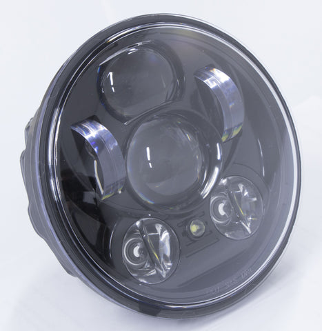 "Motorcycle Headlights - 5.75"" 50w LED Headlight"