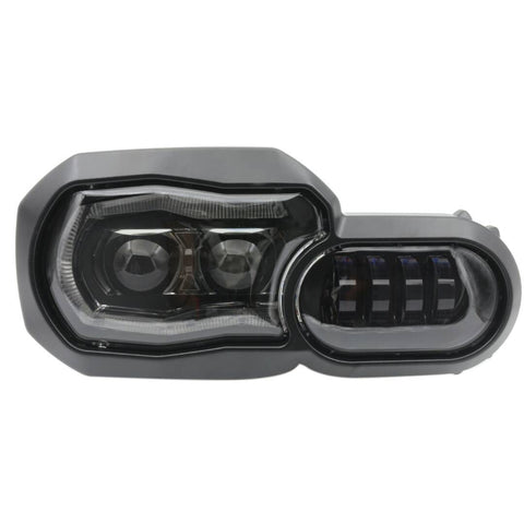 Motorcycle Headlights - BMW F650 F700 F800 LED Headlight