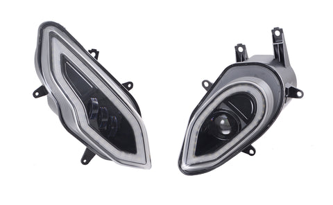 Motorcycle Headlights - BMW S1000RR HogLight '15-'18