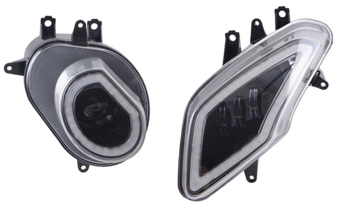 Motorcycle Headlights - BMW S1000RR HogLight - Pre '14