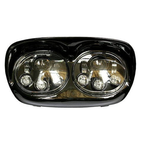 Motorcycle Headlights - Harley RoadGlide LED Headlight