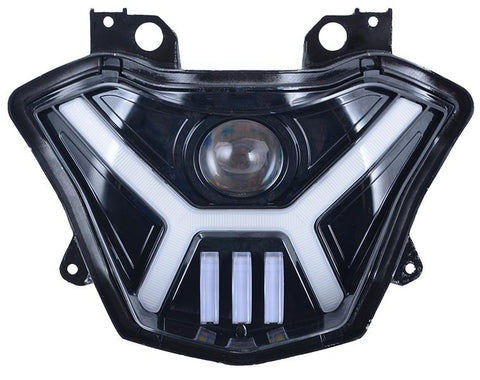 Motorcycle Headlights - Kawasaki Z650/Versys