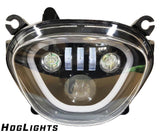 Motorcycle Headlights - Suzuki Boulevard M109R