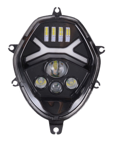 Motorcycle Headlights - Suzuki V-Strom 650/1000