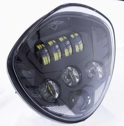 Motorcycle Headlights - Victory LED Headlight