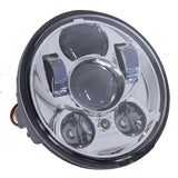 "Motorcycle Headlights - Yamaha 5.75"" 50w LED Headlight"