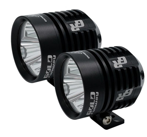 Spot Lights - 30w Motorcycle SpotLight - Pair