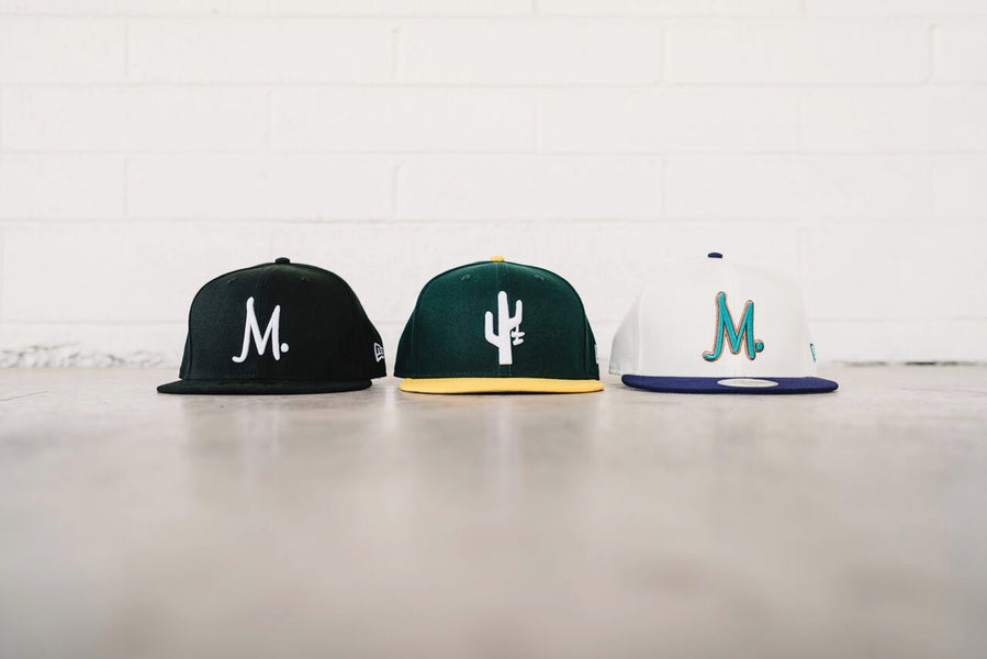Manor X New Era Collaborative Fitted Project