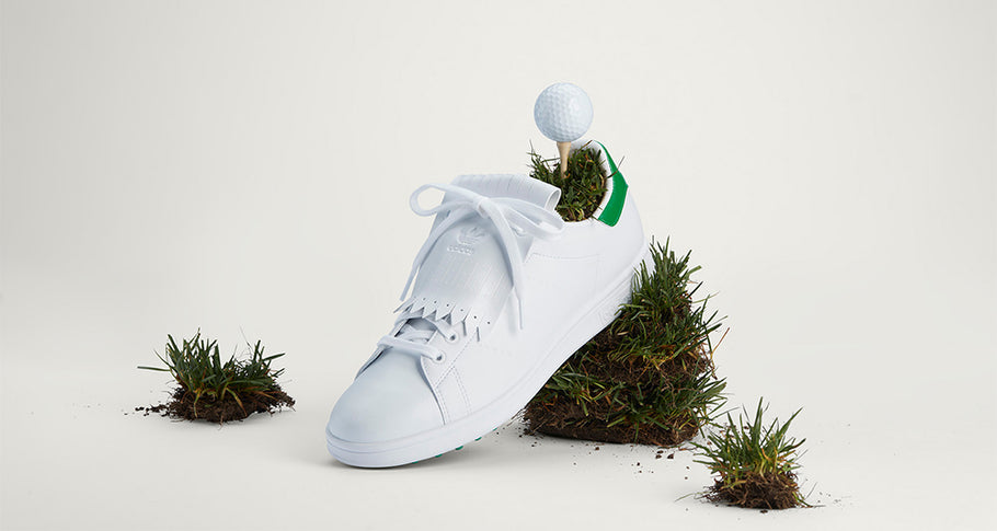 Adidas Golf Delivers the Stan Smith to the Golf Course with a Sustainable Upgrade