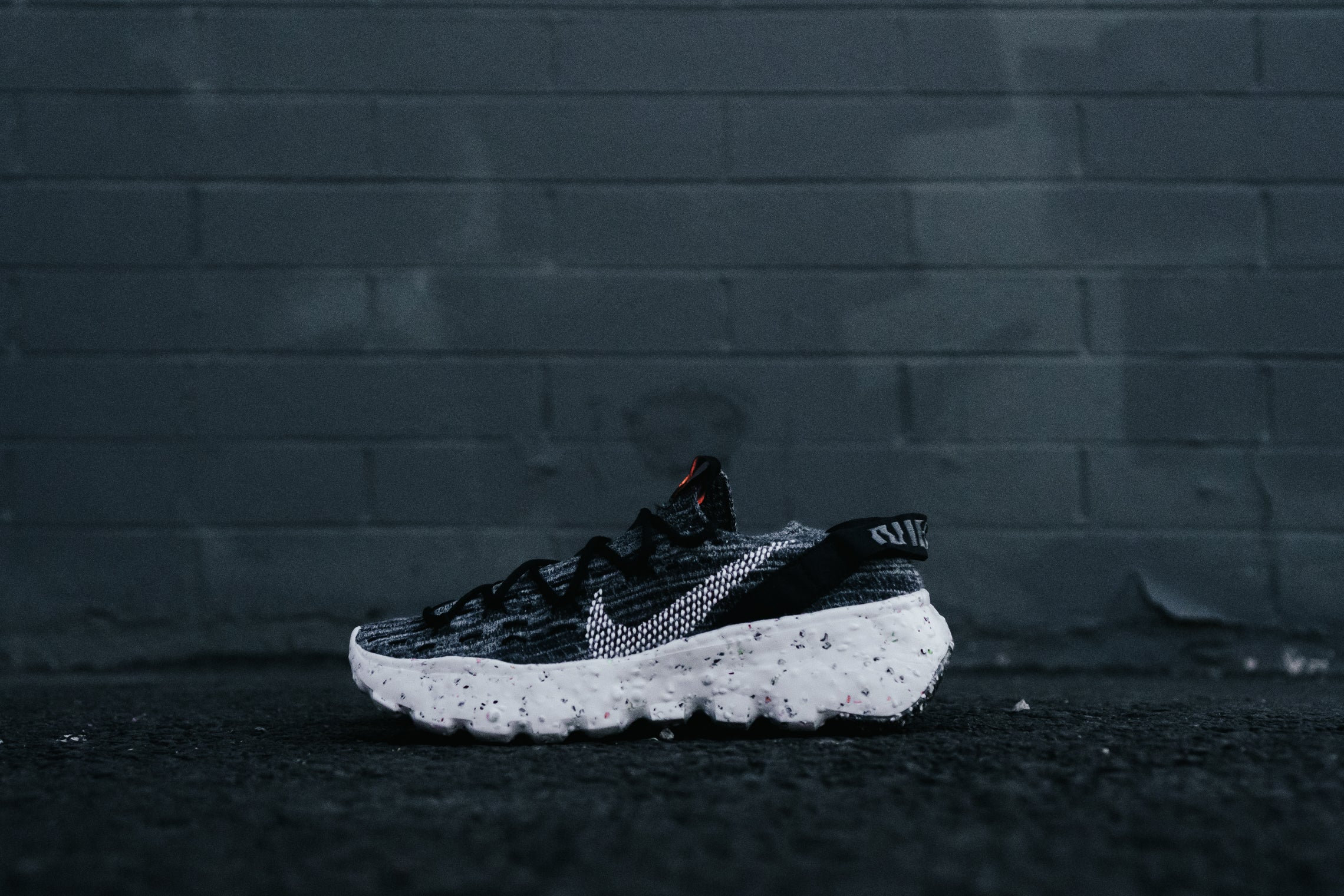 "Nike ""Space Hippie"" W - Iron grey"