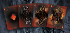 Riders Of The Apocalypse Playing Cards Volume 1