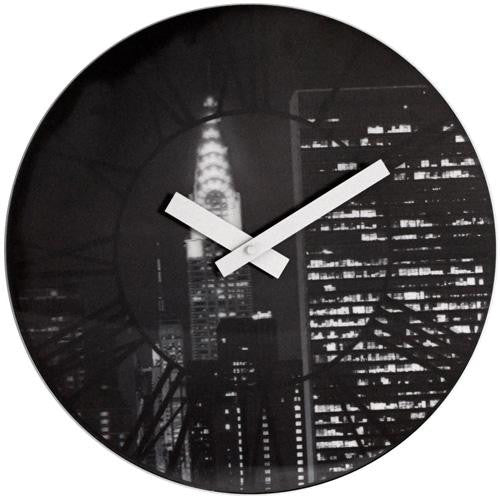 The City New York Wall Clock (39cm)