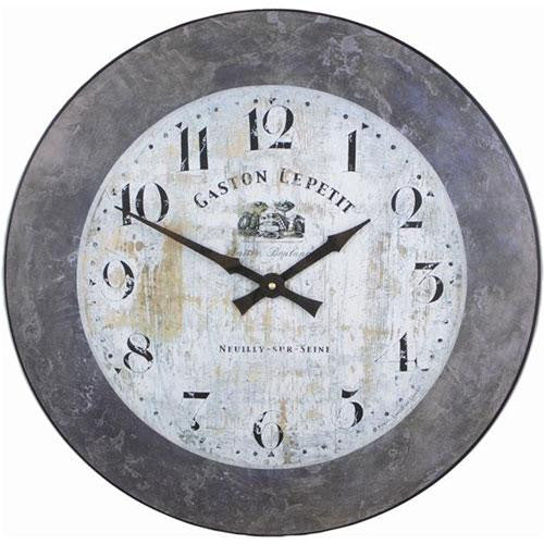 Large 'Gaston' French Wall Clock (50cm)