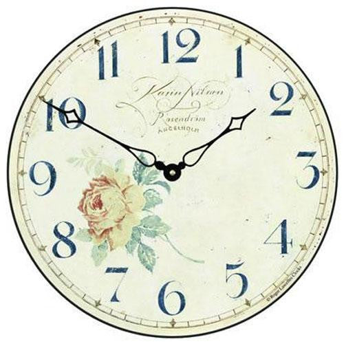 Karin Nilsson Angel Dial Wall Clock (36cm)