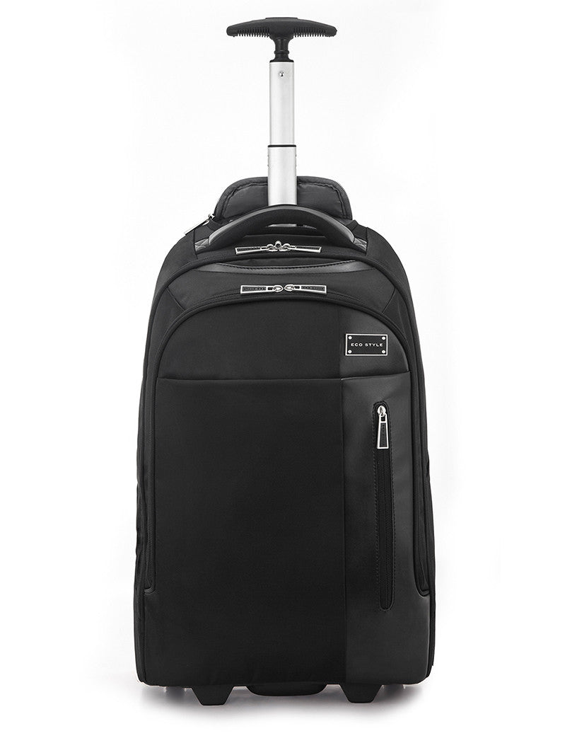 e8a12dd36ae23 Tech Exec Rolling Backpack – ECO STYLE