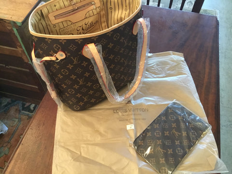 (New)  Louis Vuitton ladies handbag