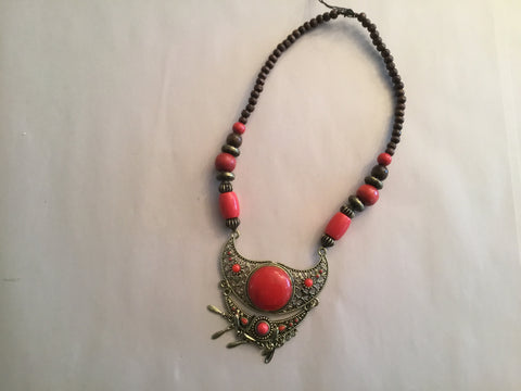 Tibetan style Necklaces