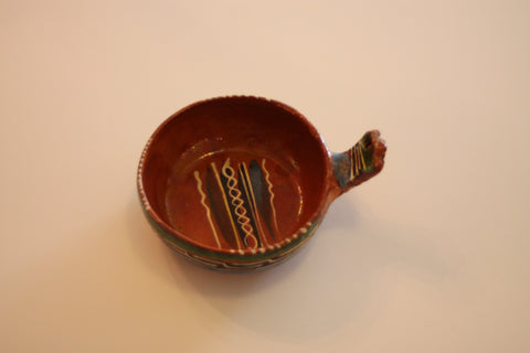 Red Clay Pottery Pot 6""