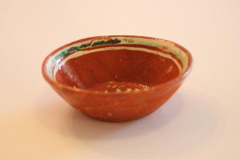 Red Clay Pottery Sos Bowl II