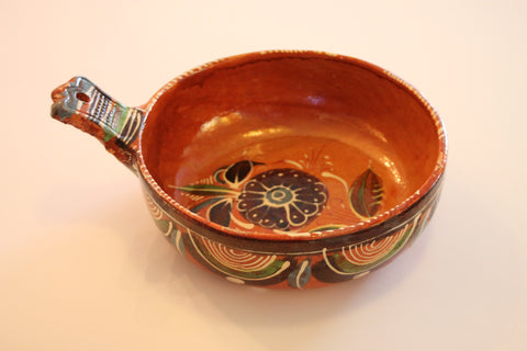 Red Clay Pottery Pot 10""