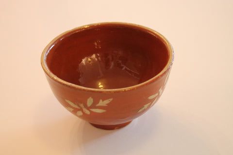 Red Clay Pottery Oval Bowl (Smaller)