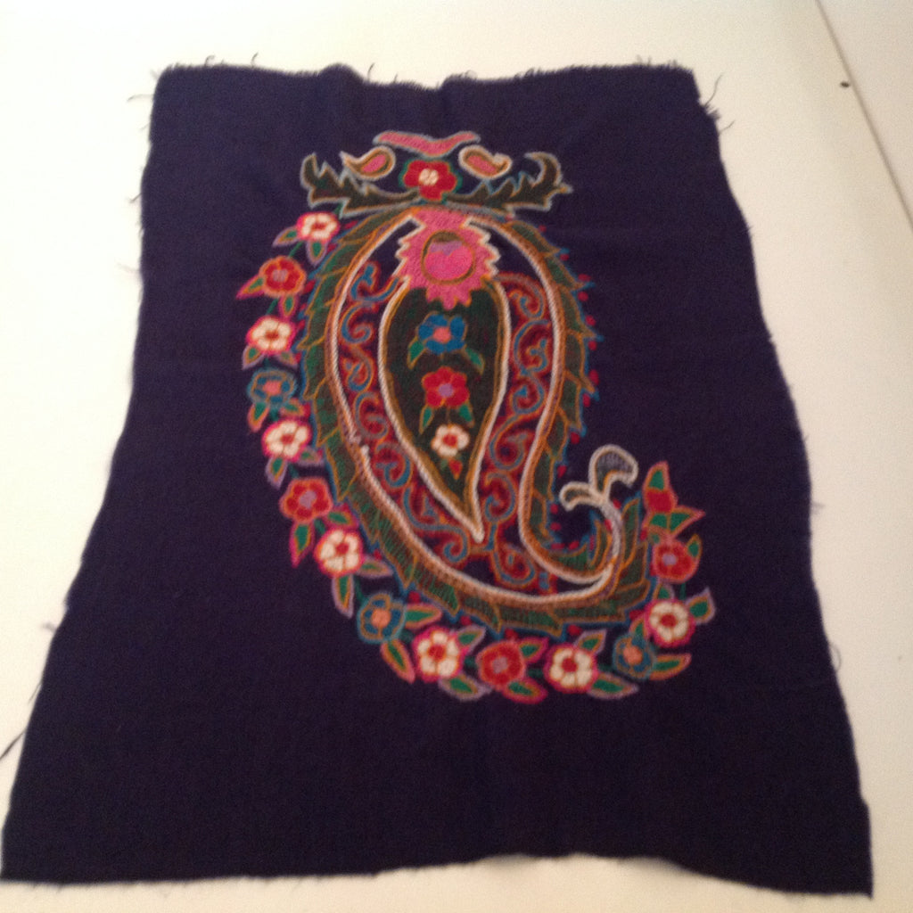 Hand made Woollen Persian table cloth