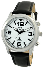 ATOMIC Talking Watch - FIVE SENSES Unisex Talking Watch(TC-1059)