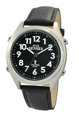 ATOMIC! Talking Watch - Sets Itself 5 SENSES Unisex Stylist Talking Watch 1097