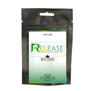 Detox & Weight Management with RELEASE by Bellativa