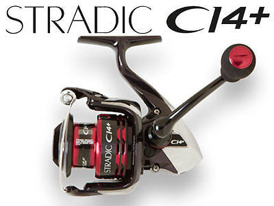 SHIMANO stradic CI4+2500fa SPARE SPOOL ONLY, NOT COMPLETE REEL - FISHERMEN'S HEADQUARTERS