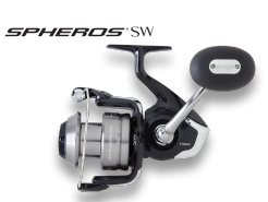 SPARE SPOOL FOR  SHIMANO SPHEROS  SALT WATER  SPINNING REEL COMPLETE WITH DRAG WASHER AND CLICKER - FISHERMEN'S HEADQUARTERS