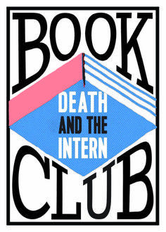 Death and the Intern is featured in the All Lit Up summer book club
