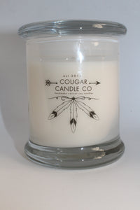 Decongestant Coconut Wax Candle