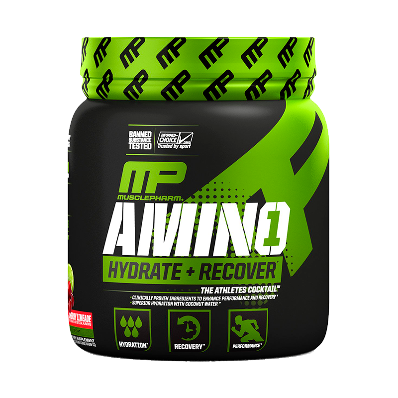Musclepharm Amino 1 Post-Workout 30 Servicios Aminoácidos onelastrep.cl