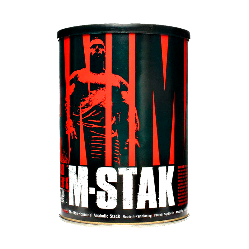 Universal Nutrition Animal M-Stak Precursor Natural Testosterona 21 Packs