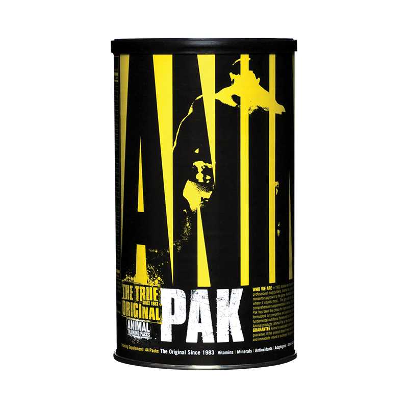 Universal Nutrition Animal Pak Multivitaminico 44 Packs