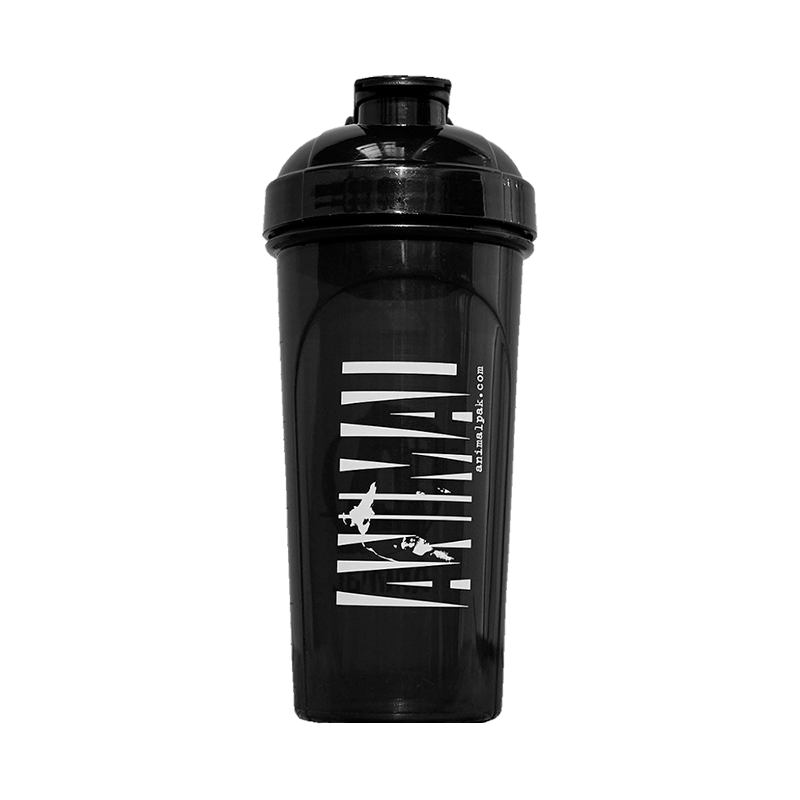 Universal Nutrition Animal Shaker Cup Black 600 Ml