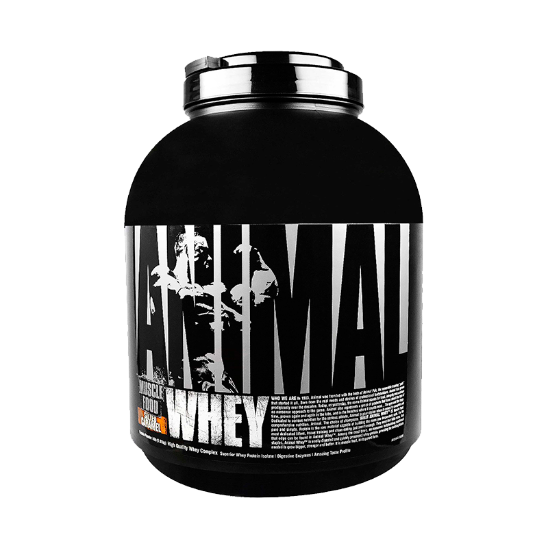 Universal Nutrition Animal Whey Proteina 4 Lb