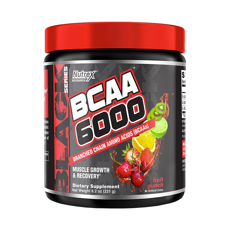 Nutrex BCAA 6000 Post-Workout 30 Servicios